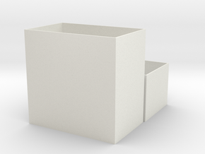 Card Deck Box in White Strong & Flexible