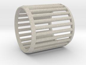 Napkin Ring Cage in Natural Sandstone