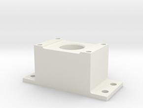 At Ll V4 Case Bottom 001 in White Natural Versatile Plastic