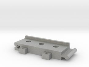 Connector Sma 2 in Metallic Plastic