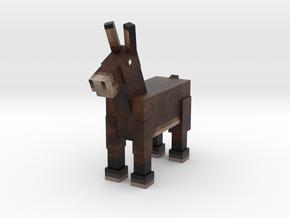 Mule in Full Color Sandstone