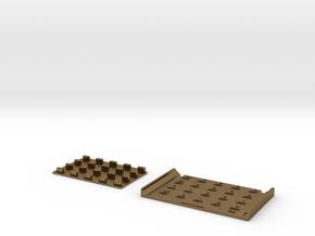 Casio MQ-1 Keypad in Natural Bronze