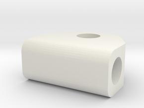MRB 5 Gestängeanlenkung in White Natural Versatile Plastic