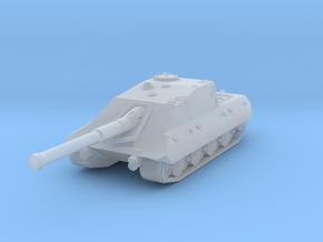Panzerkampfwagen E-100 Krokodil Tank Destroyer (1/ in Smooth Fine Detail Plastic