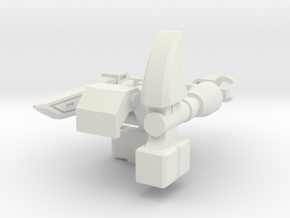 Hand Mod Accessories Vol 2 in White Natural Versatile Plastic