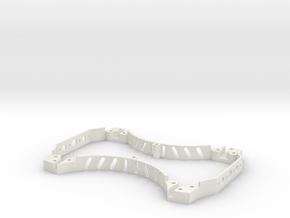 MB Epic Mini 280 Spacer Cage in White Natural Versatile Plastic