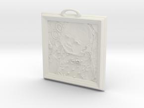 VivienneSingle in White Natural Versatile Plastic