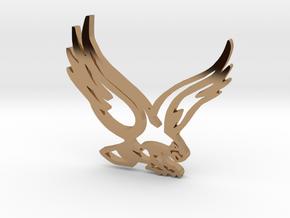 BHS Hawk in Polished Brass
