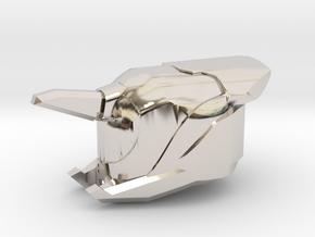 Illyrian Helm (UNICORN!) in Platinum