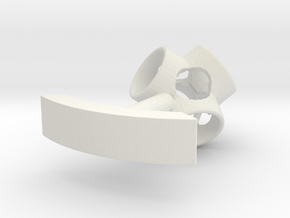Brahma2 - 14 in White Strong & Flexible