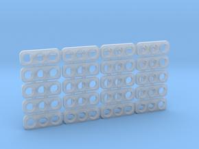 Oscitrol Light (HO - 1:87) 20X in Smoothest Fine Detail Plastic