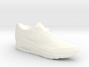 Nike Air Max 1 Lacelock (1 piece) in White Processed Versatile Plastic