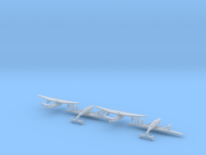 Potez-CAMS 141 1/900 x4 in Smooth Fine Detail Plastic