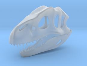 Dino Skull  in Frosted Ultra Detail