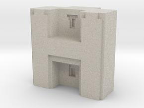 Puma Punku H-block 3,0cm in Natural Sandstone
