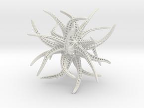 Sklim Flovm in White Natural Versatile Plastic