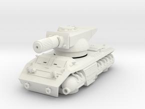 DW01 M8A2E3 Hellhound (1/48) in White Natural Versatile Plastic