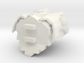Legion - 003 Torso - 01 Power Core Multiplier in White Natural Versatile Plastic