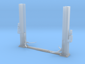 Car Lift 1/50 in Smooth Fine Detail Plastic