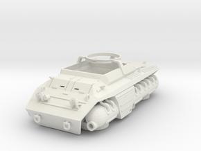 DW12 M20A1E3 Scout Car (1/48) in White Natural Versatile Plastic