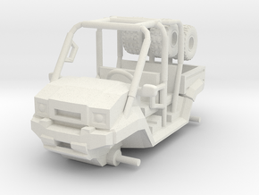 1/64 Scale MULE 4 Seat in White Strong & Flexible