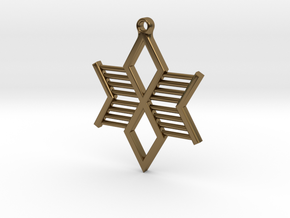 SOD4 in Polished Bronze