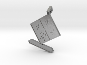Chemistry lovers - Cool NFPA 704 - 1 Bug in Natural Silver