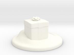 Present in White Processed Versatile Plastic
