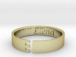 FEDE G - I in 18k Gold