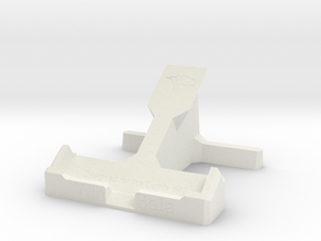 Lumia 640 Stand in White Strong & Flexible