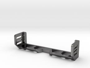 1/16 Tamiya M4 Idler Brace in Polished Nickel Steel