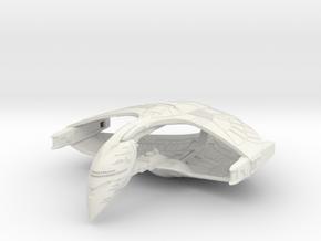 RSE Battlecruiser 7000 in White Strong & Flexible