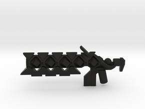 Sleeper Simulant in Black Natural Versatile Plastic