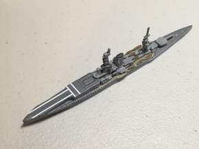 1/1800 HMS Furious BC-CV (1917) in White Natural Versatile Plastic