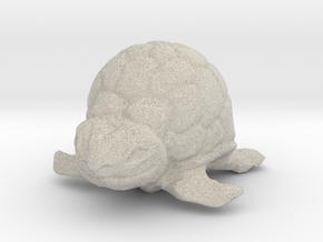 Turtle Miniature in Natural Sandstone