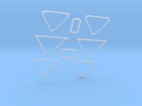 10-Windows in Smooth Fine Detail Plastic