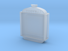 Hudswell Clarke D29 Radiator 1:64 in Smoothest Fine Detail Plastic