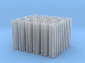 60 Rillenschwellen 0f für Peco c.60 in Smoothest Fine Detail Plastic