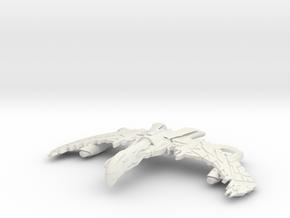 Warhawk Class in White Natural Versatile Plastic