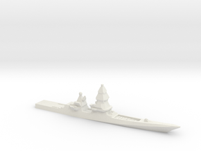 Project 23560E Shkval Destroyer, 1/3000 in White Natural Versatile Plastic
