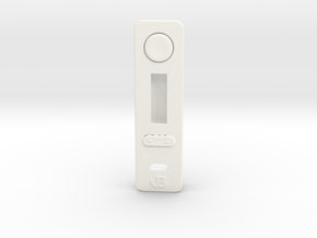 DNA200 - Hammond faceplate with easy mount in White Processed Versatile Plastic