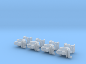 1/35 rotor hinge for MH-60S (Academy)  in Smooth Fine Detail Plastic