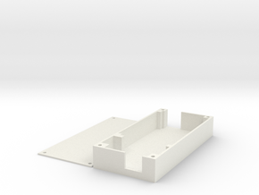 EZUHF 8ch Lite Receiver Tray in White Strong & Flexible