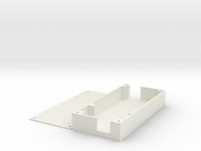 EZUHF 8ch Lite Receiver Tray in White Natural Versatile Plastic