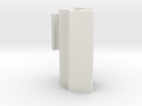 Surface Penholder in White Natural Versatile Plastic