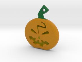 Halloween Pumpkin Character Accessory: Pumpkid in Full Color Sandstone
