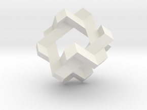 Doro-Knoten-mini in White Strong & Flexible