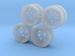 """Rim MT Classic 1/4"""" offset - Losi McRC/Trekker in Smooth Fine Detail Plastic"""
