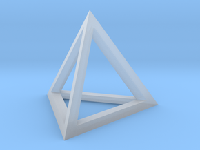 pyramid in Smooth Fine Detail Plastic