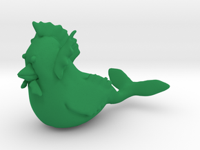 Merchicken in Green Strong & Flexible Polished